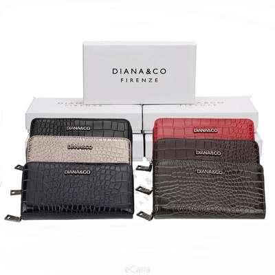 6ba183cf8c14b Portfele damskie Diana Co  tanie i modne! - sklep internetowy eCarla.pl